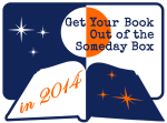 Get Your Book Out of the Someday Box in 2014