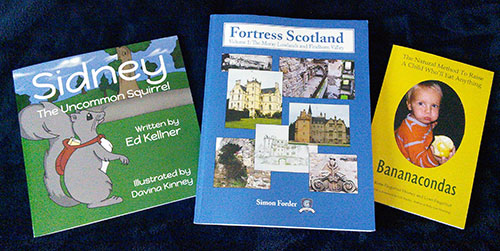 client books published in 2013