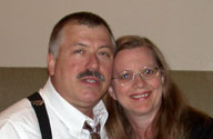 Joel and Sue Canfield