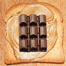 chocolate or peanut butter?