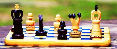 chess: logic and art and art and logic